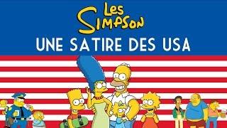 Les Simpson, Parodie De La Société Américaine - Captain America #8 🇺🇸