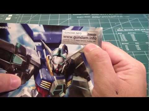 *GundamModels* HG 1/144 Gundam AGE-1 - Part 1