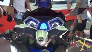getlinkyoutube.com-SYM MaxSym 500 - Walkaround - VMS 2016