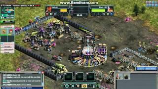 getlinkyoutube.com-War Commander Sarkis vs Giant Thorium