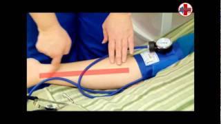 getlinkyoutube.com-Instructional Video for Measuring Blood Pressure CNA Skill