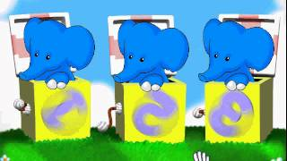 getlinkyoutube.com-Coelho Sabido Maternal (Reader Rabbit Toddler): Part 4 - Caixas Magicas.avi