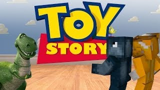 getlinkyoutube.com-Minecraft Xbox - Toy Story Adventure Map - Andy's Room [1]