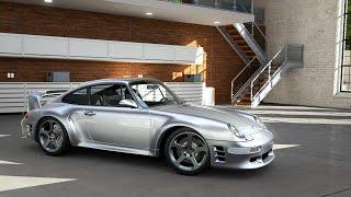 getlinkyoutube.com-Porsche Ruf Faszination (Documentary film about Ruf Automobile GmbH)