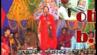 getlinkyoutube.com-pala gaan pagol monir  and  lipi  sorkar  স্বামী স্রী পাঠ6