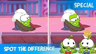 getlinkyoutube.com-Spot the Difference Ep. 14 - Om Nom Stories: Sweet Duel
