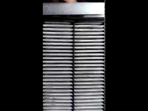 Воздушный фильтр на Chery Indis - параметры 23 04 2016