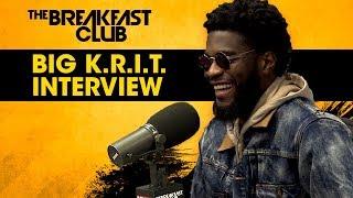 Big K.R.I.T. Drops A Double Album, Talks Battling Alcoholism + More