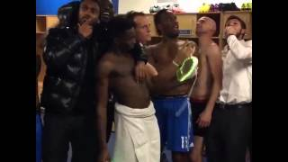 getlinkyoutube.com-Koffi Olomide Didier Drogba à l'Impact de Montréal #ekotite #selfie - Kan Football Club