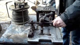 Простая самодельная контактная сварка/Einfachen Punkt Schweissen / simple homemade contact welding
