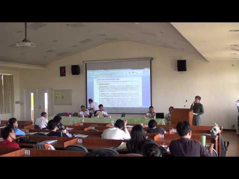 1011129-101年台南市教育產業工會支會召集人會議--全教總副秘書長林金財演講
