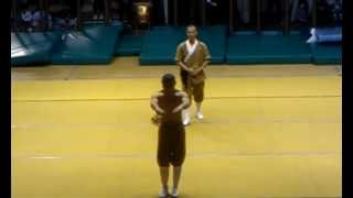 getlinkyoutube.com-Shaolin Kungfu Show at III International Kungfu Wushu Tournament 2012 part 1