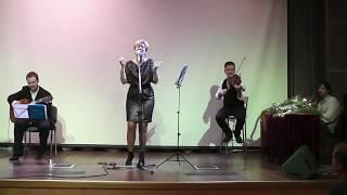 getlinkyoutube.com-Элеонора Филина, Концерт Моя гавань 14 февраля 2013, 2я