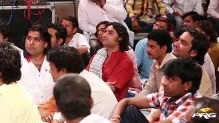 getlinkyoutube.com-Puchho Haal Hamara | Navratan Singh | Rajasthani Live Bhajan | Shri Raminvas Rao Ji Shardhanjali