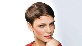 getlinkyoutube.com-Спортивная женская стрижка на короткие волосы