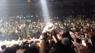 Runaway - Kanye West (LIVE IN OAKLAND 10/23/2013) width=