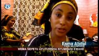 getlinkyoutube.com-WEMA AFUTURISHA NYUMBANI KWAKE, AITA WAKWE, MAWIFI ZAKE