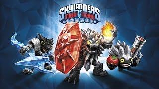 getlinkyoutube.com-Skylanders: Trap Team All Characters