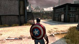 getlinkyoutube.com-Captain America: Super Soldier Gameplay (Part 5 of 6)