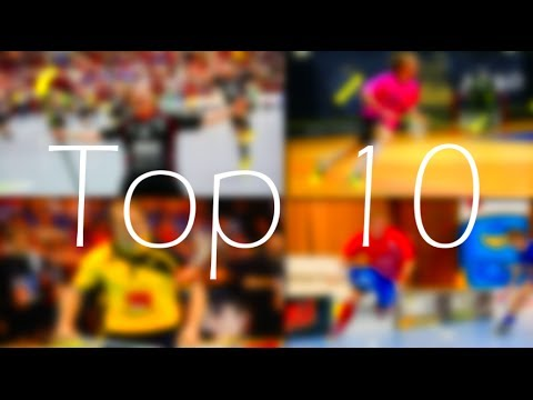 Top 10 Floorball Players 2013/2014
