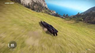 getlinkyoutube.com-Just Cause 3 How To Collect The Squalo X7 Without A Helicopter