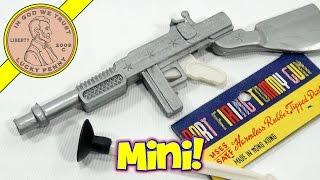 getlinkyoutube.com-Suction Dart Firing Tommy Gun, Made In Hong Kong