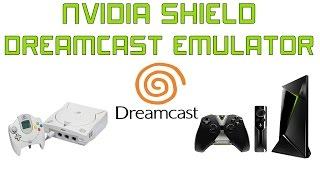 getlinkyoutube.com-Nvidia Shield Tv Running Dreamcast Emulator Reicast