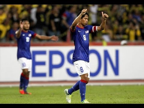 FULL MATCH: Malaysia vs Indonesia  - AFF Suzuki Cup 2012
