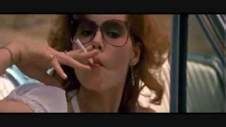 getlinkyoutube.com-Thelma & Louise, 1991 [ The Ballad of Lucy Jordan - Marianne Faithfull ]