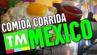 getlinkyoutube.com-Eating Comida Corrida (Set Lunch), Mexico City | Mexican Food
