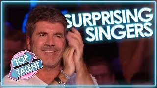 INCREDIBLE-UNEXPECTED-SINGERS-on-Got-Talent-Top-Talent width=