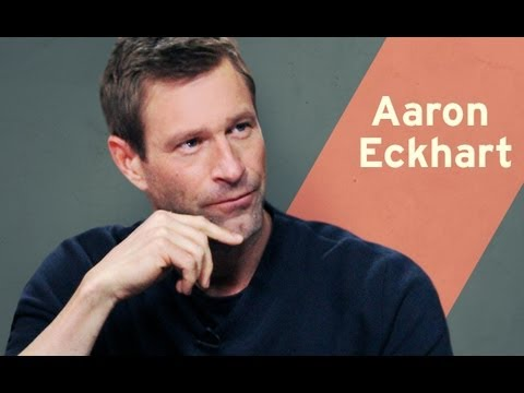 Aaron Eckhart Interview | Larry King Now | Ora TV