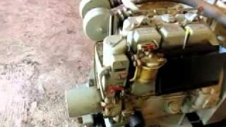 getlinkyoutube.com-Hawker Siddeley Power Plant 440 (Lister ST3 & ECC brushless generator)