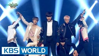 getlinkyoutube.com-BTS (방탄소년단) - Run [Music Bank HOT Stage / 2015.12.18]