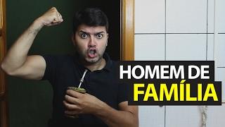 FELIPE PIRES - HOMEM DE FAMÍLIA