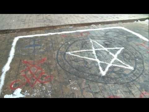 Rituais satânicos assustam população em Viseu