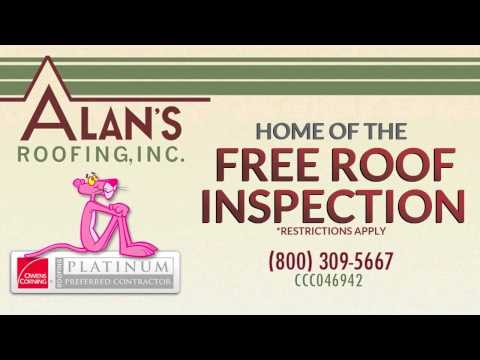 Alan's Roofing Inc. - Radio 'Valentine's Day'