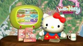 getlinkyoutube.com-Hello Kitty Online Game