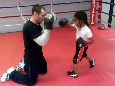 Amazing 7-Year-Old Boxing & MMA Prodigy