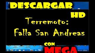 Descargar Terremoto Falla De San Andres En español