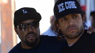 getlinkyoutube.com-Ice Cube and Son on 'Straight Outta Compton'