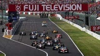 getlinkyoutube.com-【F1日本GP】F1韓国GP終了後 チームウェアから着替えもせず! さっさと日本入国!?