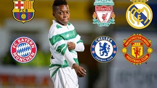 getlinkyoutube.com-Karamoko Dembele from Celtic Glasgow ● Future God Of Football
