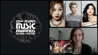 getlinkyoutube.com-MAMA Reaction: Jessi, Hyuna & San E