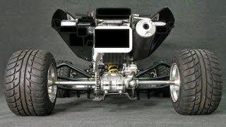 getlinkyoutube.com-TUNING Moto Quad - Ścigacz silnik Kawasaki Ninja 0-100km/h 4sec Vmax+230km/h Smash DnB