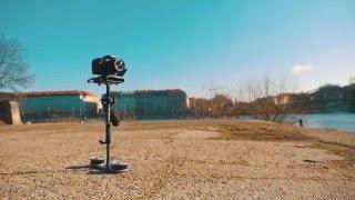 getlinkyoutube.com-Flycam Nano DSLR + Canon 600D, Lumix GH4