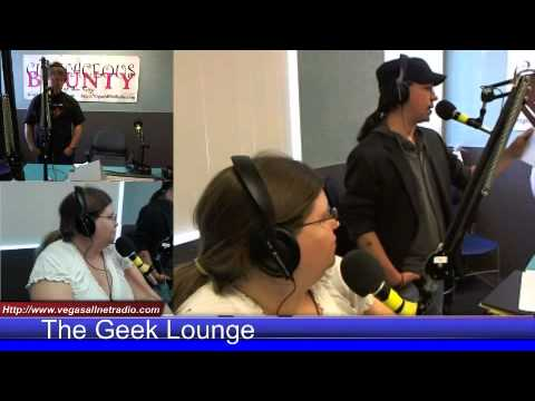 The Geek Lounge ep 30