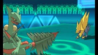 getlinkyoutube.com-Pokemon Oras Wifi Battle 4! Dylan VS PARKER! Mega Sceptile VS Mega Manectric !