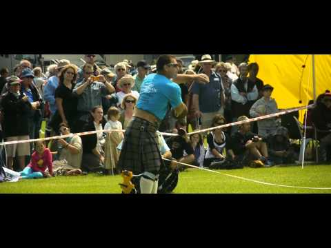 Waipu Highland Games - New Zealand