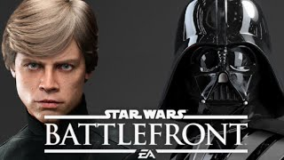 getlinkyoutube.com-HUNT FOR DARTH VADER (Hero Hunt) Star Wars Battlefront Gameplay Xbox One Early Access
